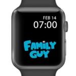 Family Guy Title Logo