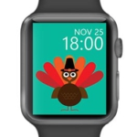 Thanksgiving green